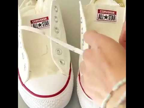 How to clean your tennis shoes. The Happiness Heroes