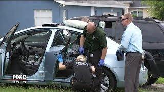 Baby boy dies after being left in hot car