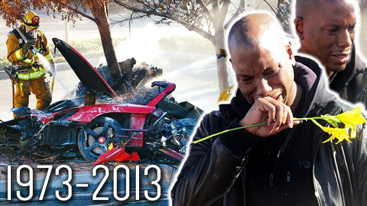 The REAL REASON Why Tyrese Gibson COULDN`T LET GO Paul Walker THAT DAY! (2019 - 2020)
