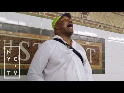 """Meet the Subway Singer Behind Storm Queen's """"Look Right Through You"""""""