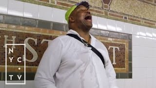 Meet The Subway Singer Behind Storm Queen S Look Right Through You