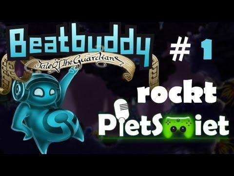 BEATBUDDY # 1 - Im Takt der Musik «» Let's Play Beatbuddy   HD