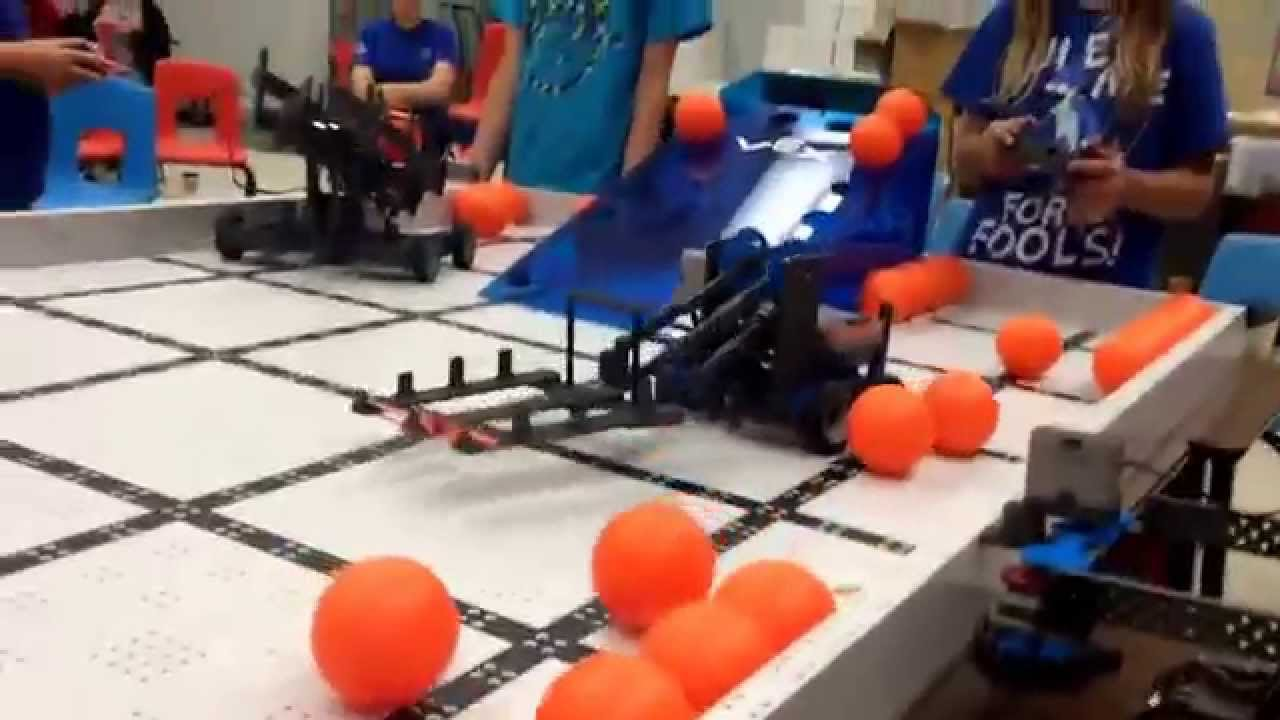 Robotics VEX IQ - YouTube