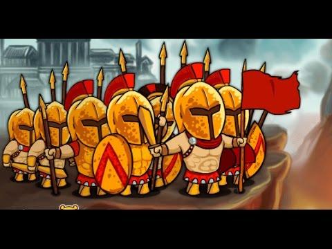 Heroes of Myth Full Gameplay Walkthrough