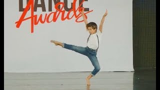 JT Church - Can't Take My Eyes Off Of You (Recompete for Mini Best Dancer)