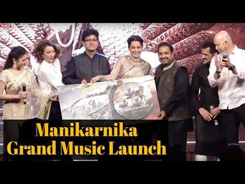 Manikarnika The Queen Of Jhansi |Grand Music Launch | Kangana| Ankita Mp3