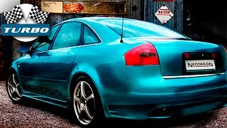 Обалденный тюнинг Audi A6 C5