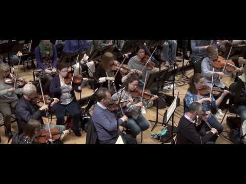 Bill Whelan and the RTÉ Symphony Orchestra