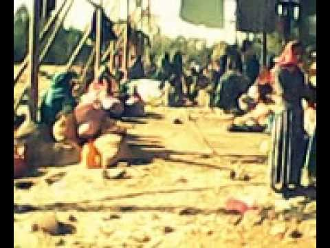 Displaced Amhara children