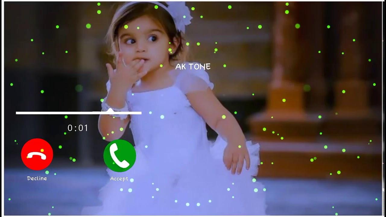 Cute Girl Voice WhatsApp Message Ringtone  New Notification