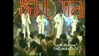 I'm Just A Love Machine By The Miracles