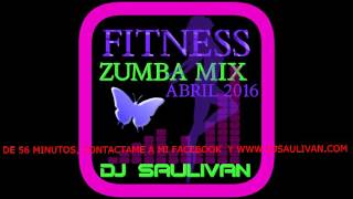 ZUMBA MIX ABRIL 2016 DEMO- DJSAULIVAN