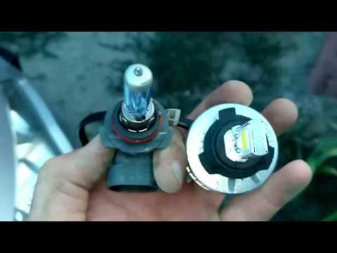 Диоды в Ближний свет Honda Civic 4D