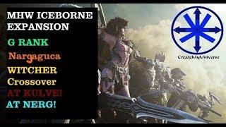 Monster Hunter World Iceborne Reaction (CreateMyUniverse)