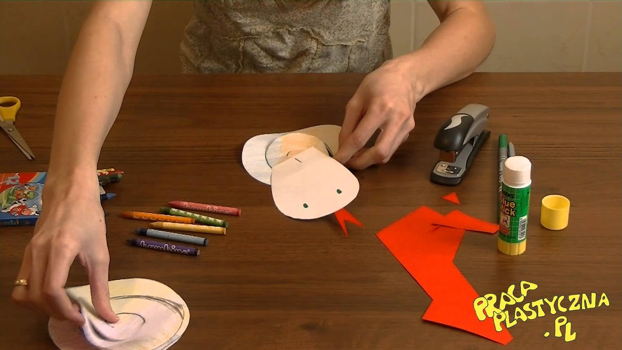 Jak zrobić węża?  dla dzieci  YouTube -> Kuchnia Dla Dzieci Jak Zrobić