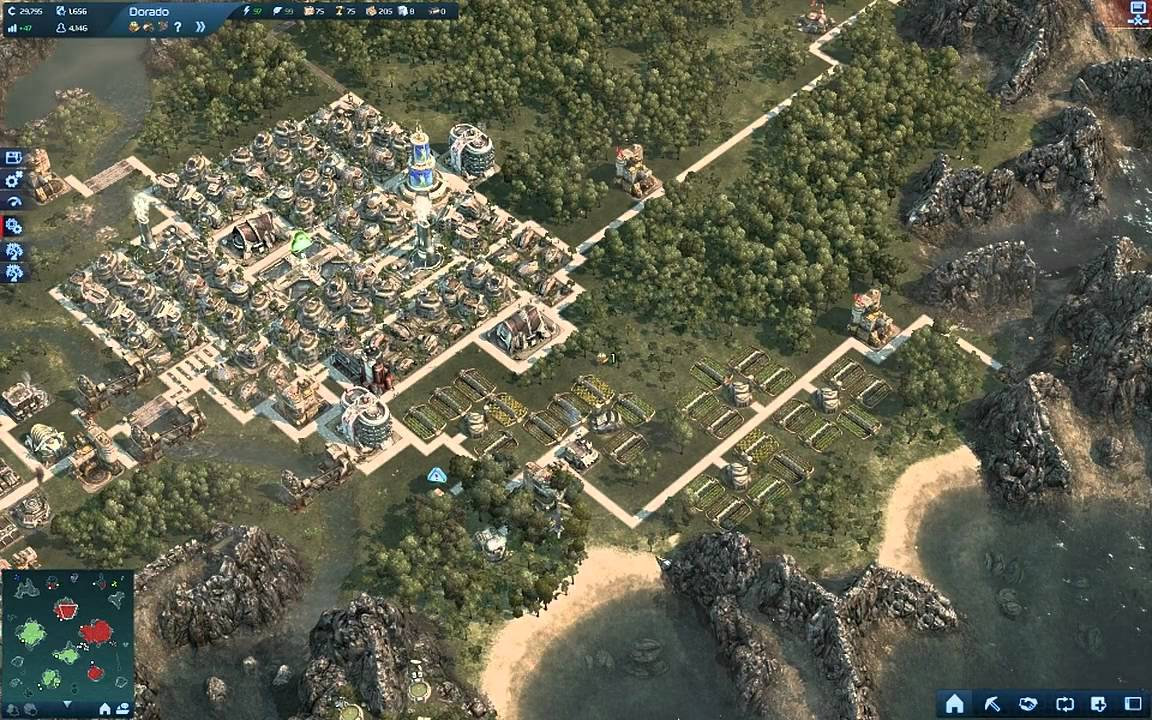 Anno 2070 my first free map youtube anno 2070 my first free map gumiabroncs