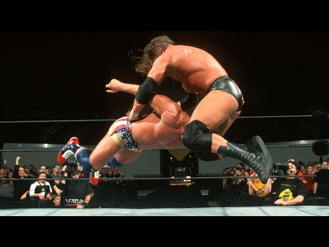 Kurt Angle vs. Triple H - No Disqualification Match: No Way Out 2002