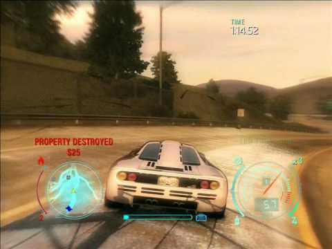 how to run nfs undercover