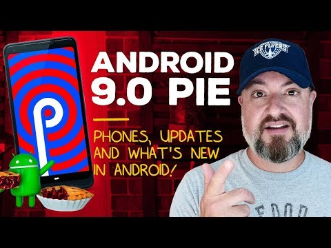 Android 9 0 Pie — it's just     Pie! - YouTube