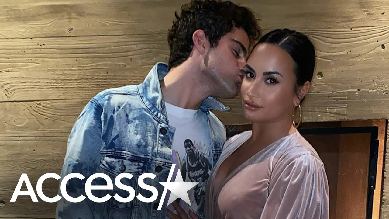 Demi Lovato Not Wearing Ring After Max Ehrich Split