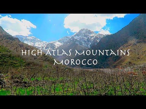 Morocco Travel Vlog // Day 2 - Atlas Mountains