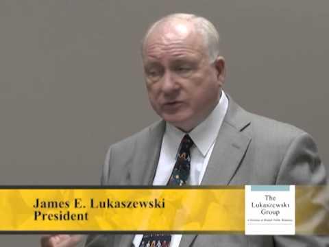 Jim Lukaszewski On BP