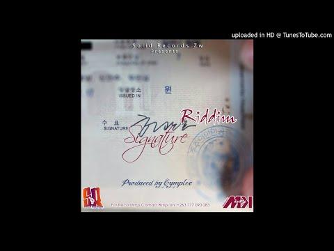 Jerry B - Tateguru reNgoma[Signature Riddim]Prod By Cymplex(Solid Records)Dec 2017