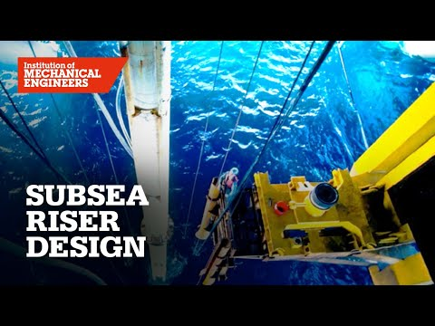 Subsea riser design and the challenges of deepwater oil & gas