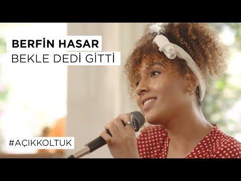 Berfin Hasar - Bekle Dedi Gitti (Kaan Tangöze Cover) | #AçıkKoltuk