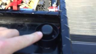 Home Made $40 Tool Box Alarm