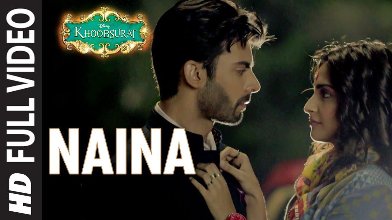 OFFICIAL: 'Naina' FULL VIDEO Song | Sonam Kapoor, Fawad Khan, Sona Mohapatra | Amaal Malli