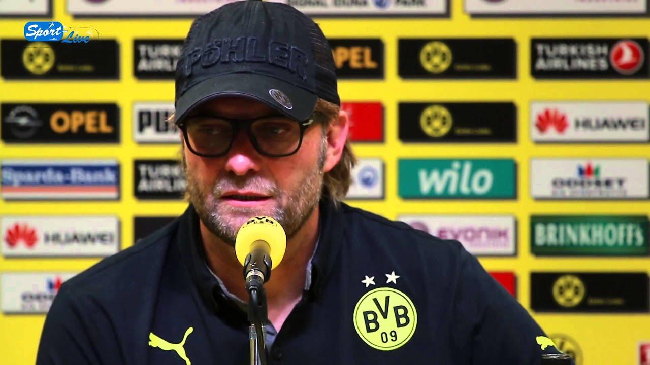 BVB Pressekonferenz vom 28. September 2013 nach dem Spiel Borussia Dortmund gegen den SC Freiburg (5:0)