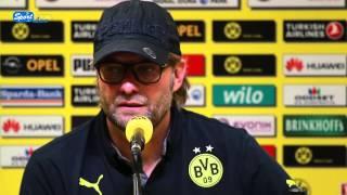 BVB - SC Freiburg: Pressekonferenz nach der Partie