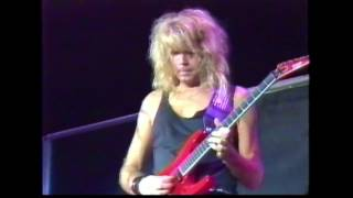 Whitesnake (live concert) - October 15th, 1987, Tacoma Dome, Tacoma...