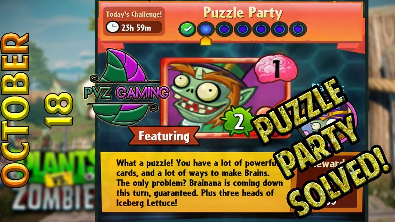 puzzle party 10 games