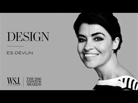 2016 Design Innovator: Es Devlin
