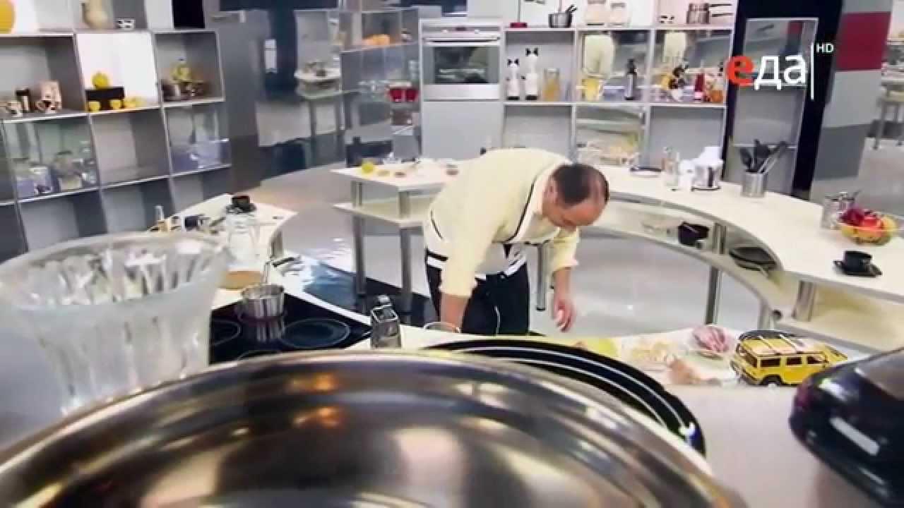 Шницель из свинины натуральный / рецепт от шеф-повара / Илья Лазерсон/ австрийская кухня