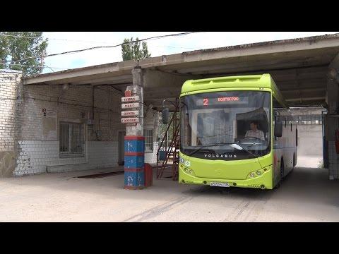 В Волгограде образовалось свыше 100 вакансий с выходом на городские маршруты новых автобусов
