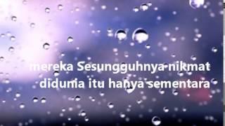 Cover images Nastia & Liyana Fizi – Esok Belum Tiba (lirik)