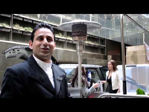 Concierge at Hilton Sydney