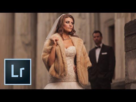 5 Different Styles of Wedding Photos – Lightroom Tutorial