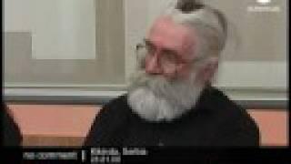 Radovan Karadzic als Heilpraktiker