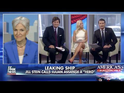 Jill Stein Returned to Fox News & Demolished Them Again