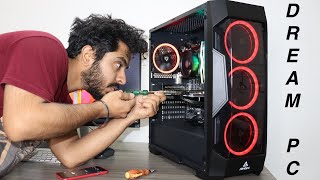 FINALLY I Built My OWN DREAM GAMING PC at HOME ! *EMOTIONAL*