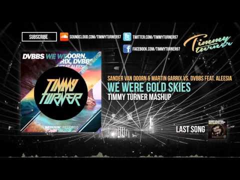 Sander Van Doorn & Martin Garrix vs. DVBBS feat. Aleesia - We Were Gold Skies (Timmy Turner Mashup)