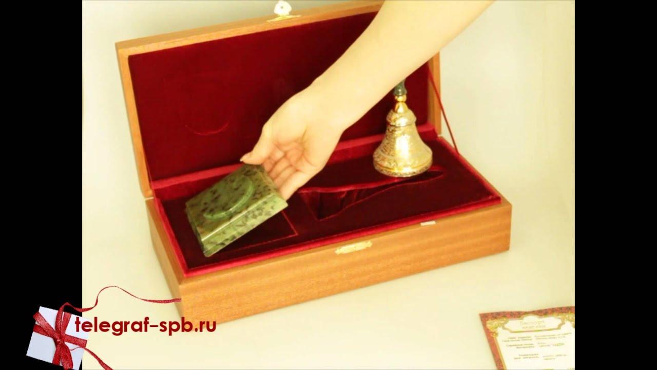 Золотые и серебряные колокольчики от производителя. Фото и цены в каталоге.