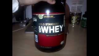 100% Whey Protien Review