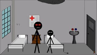 Stickman Escape School, Madhouse, Nuthouse, College 2 and Fight Escape Animation / Android Gameplay