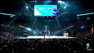 the kpop kings super junior opening kcon