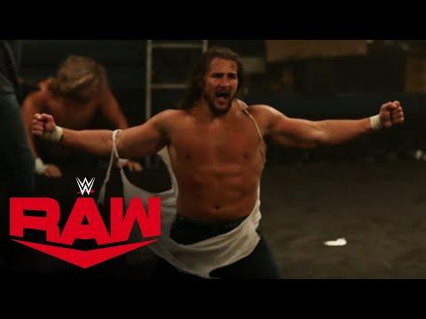 Riddick Moss pummels Cal Bloom in Raw Underground: Raw, Aug. 10, 2020
